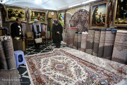Tabriz carpets intertwine history with intricate, elaborate patterns