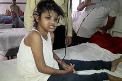 دختر جنگلی در هند پیدا شد