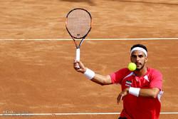 تنیس قم با کمبود امکانات و بودجه مواجه است