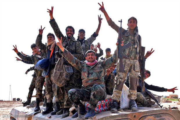 Syrian army liberates 236 settlements from ISIL since Jan.