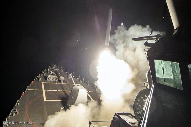 ABD'nin Suriye'ye saldırısı