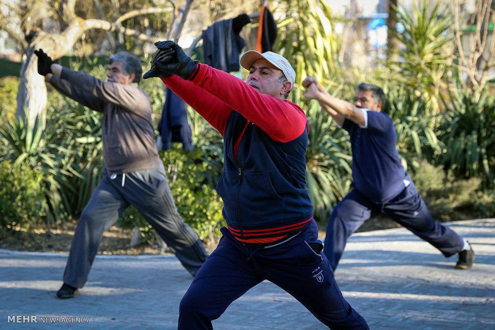 خطر فعالیت شدید ورزشی در مبتلایان کرونا با درگیری ریوی