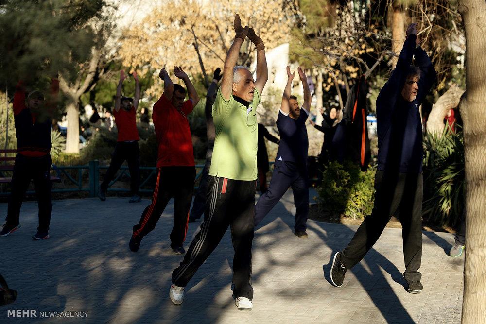 سرانه ورزش در کشور؛ ۱۳ دقیقه/ ۴۰ درصد در خانه ورزش میکنند