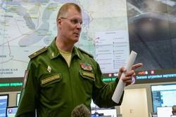 ایگور کوناشنکوف سخنگوی وزارت دفاع روسیه