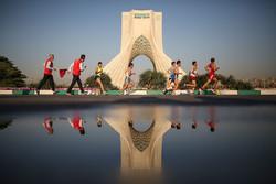 TehRUN marathon breaks barriers by building bridges