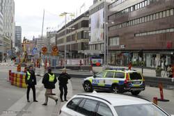 وقوع حمله کامیونی در استکهلم