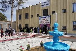 دو پروژه بهداشتی و درمانی در شهرستان فردوس به بهره برداری رسید