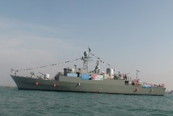 Navy flotilla makes 1st voyage to Kazakhstan