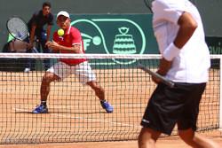 حضور تیم تنیس قم در لیگ برتر مردان کشور