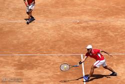 درخشش پسران تنیسور قم در کمپ مستعدین منطقه ۳ کشور