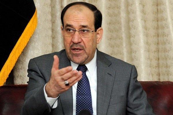 المالكي يوجه كلمة للشعب العراقي يحذره من التدخلات الخارجية