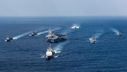 روسيا تحذر من ردة فعل كوريا الشمالية على إرسال السفن الهجومية الأمريكية