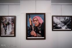 """افتتاح معرض """"حلب تحررت"""" التصويري في طهران /صور"""
