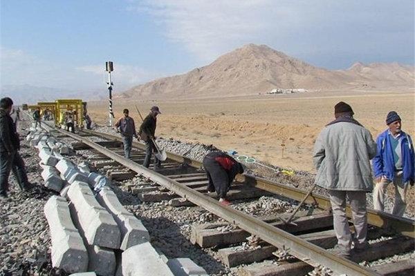 ۲۵۰ میلیارد تومان به پروژه راه آهن میانه - اردبیل پرداخت میشود