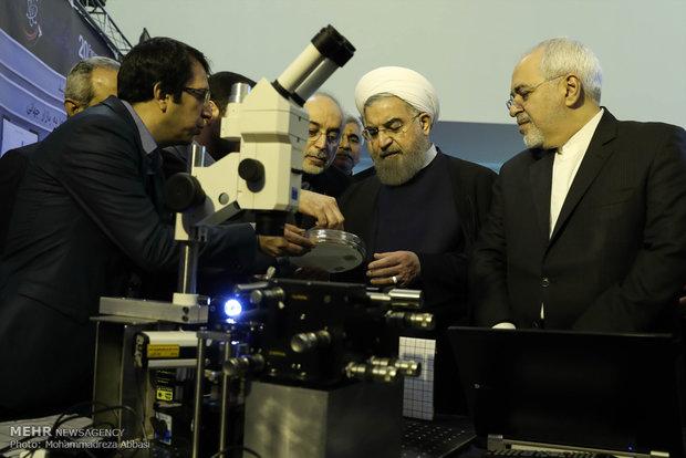 Iran marks Natl. Nuclear Technology Day