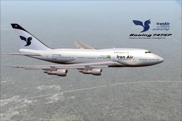 اول طائرة بوينغ تصل الى ايران الشهر المقبل