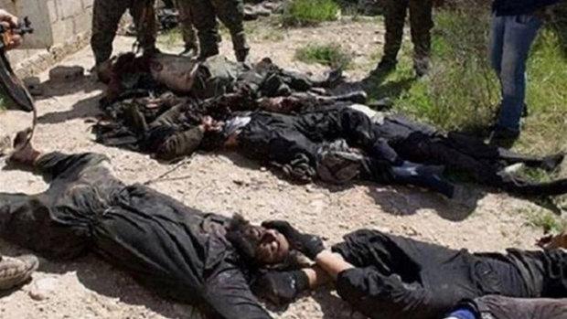 مقتل 32 داعشيا بينهم مسئول الأسلحة الكيميائية في الموصل