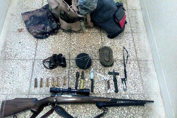 دستگیری شکارچیان متخلف - کراپشده