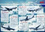 هواپیماهای برجام از کجا آمدهاند؟