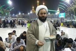 ذاکری امام حسین(ع) سند افتخار بزرگی برای انسان است