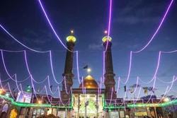 شهرستان ری غرق در شادی و سرور/ جشن میلاد اسوه مردانگی