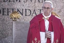 پاپ فرانسیس: از تشکیل اتحادهای خطرناک میان اعضای گروه ۲۰ نگرانم