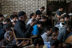 مراسم اعتکاف در ۸۵ مسجد قزوین آغاز شد
