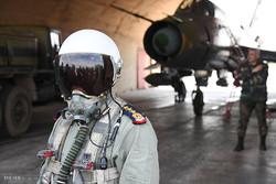 ازسرگیری فعالیت پایگاه الشعیرات سوریه