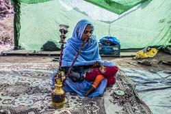 İran'ın Hürmüz Adası'ndan kareler