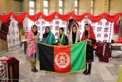 اختتامیه نمایشگاه آیینهای نوروزی افغانستان در دانشگاه علوم پزشکی کاشان