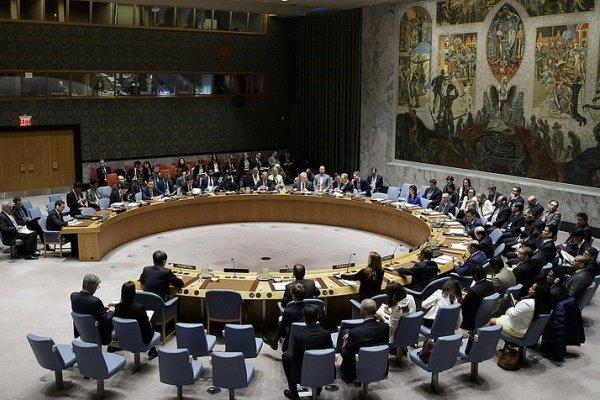 """روسيا تستخدم """"الفيتو"""" ضد مشروع قرار ياباني بشأن الأسلحة الكيماوية في سوريا"""