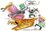 ترامب المتطرف على منهج وخطى بوش