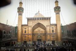 حرم حضرت امیر المؤمنین (ع) در روز 13 رجب