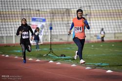 برترینهای مسابقات دوومیدانی دختران کشور در ۱۰ ماده شناخته شدند