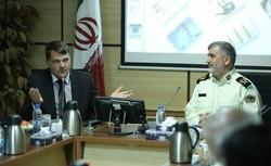 پلیس ایران و المان