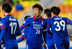 پیروزی سامسونگ کره جنوبی و تساوی نماینده ژاپن با گوانگژو چین