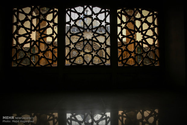 Emir'ül Müminin Hz. Ali (a.s)ın kutsal türbesi
