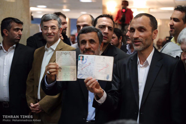 Second registration day for May presidential election