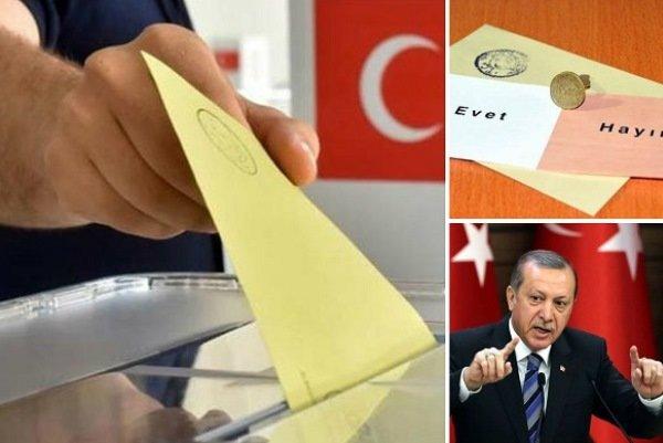 """Türkiye'deki referandumda """"kararsızlar""""ın belirleyici rolü"""