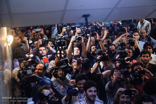 اليوم الثاني من تسجيل المرشحين للانتخابات الرئاسيةفي ايران