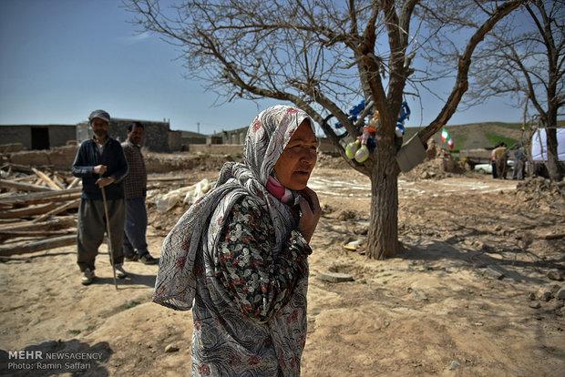 Operation started to rebuild quake-hit areas of NE Iran