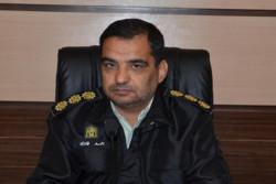 احمد طاهری جانشین انتظامی سیستان و بلوچستان