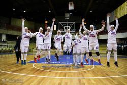 سيدات ايران يشاركن في أول بطولة دولية لكرة السلة قريباً