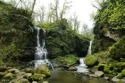 آبشار زمرد ، منطقه حویق استان گیلان