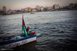 غزہ پٹی کے ساحل سمندرکا 50 فیصد پانی آلودہ