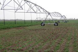 پنجه کشاورزی سنتی برگلوی تشنه زمین/آبیاری مدرن منجی دشتها میشود