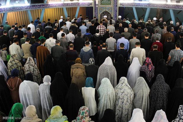 Imam Ali birth anniv. in Hamburg Islamic Center