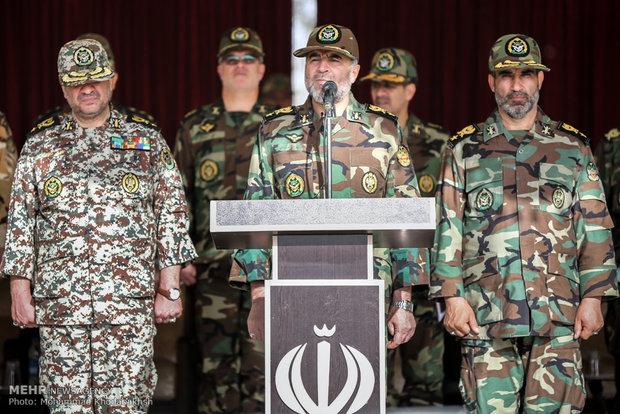 صبح گاه مشترک ارتش جمهوری اسلامی ایران