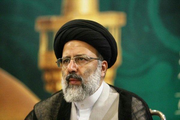 حجت الاسلام رئیسی ثبت نام کرد
