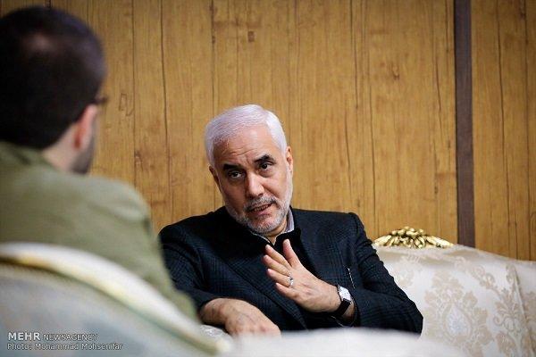 نیروی نظامی ایران در برابر زیادهخواهی دنیای استکبار ایستاده است